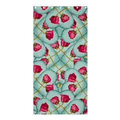 Love Motif Pattern Print Shower Curtain 36  x 72  (Stall)