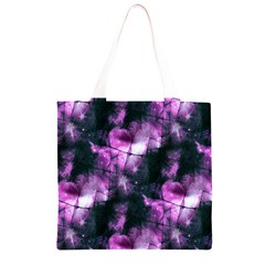 Celestial purple  Grocery Light Tote Bag