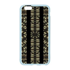 Vertical Stripes Tribal Print Apple Seamless iPhone 6/6S Case (Color)