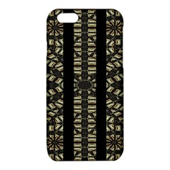Vertical Stripes Tribal Print iPhone 6/6S TPU Case