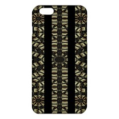 Vertical Stripes Tribal Print Iphone 6 Plus/6s Plus Tpu Case