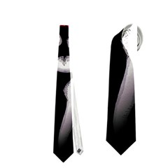 Be Scared Neckties (One Side)