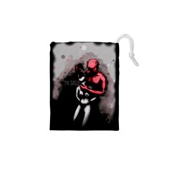 Be Scared Drawstring Pouches (XS)