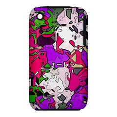 Ink shapes                                                                         Apple iPhone 3G/3GS Hardshell Case (PC+Silicone)