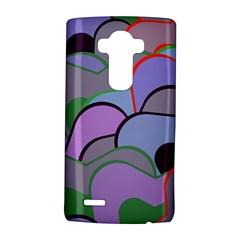 Wavy shapes pieces                                                                          LG G4 Hardshell Case