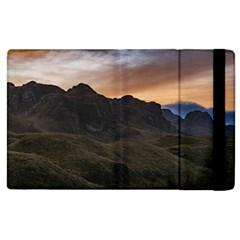 Sunset Scane at Cajas National Park in Cuenca Ecuador Apple iPad 3/4 Flip Case