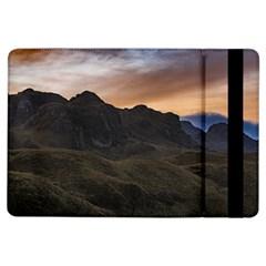 Sunset Scane at Cajas National Park in Cuenca Ecuador iPad Air Flip