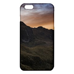 Sunset Scane at Cajas National Park in Cuenca Ecuador iPhone 6 Plus/6S Plus TPU Case