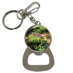 Shadowed ground cover Bottle Opener Key Chains
