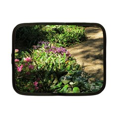 Shadowed ground cover Netbook Case (Small)