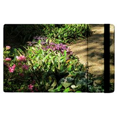 Shadowed ground cover Apple iPad 3/4 Flip Case