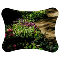 Shadowed ground cover Jigsaw Puzzle Photo Stand (Bow)