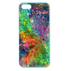 Reality is Melting Apple Seamless iPhone 5 Case (Color)