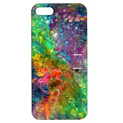 Reality Is Melting Apple Iphone 5 Hardshell Case With Stand