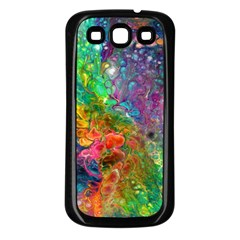 Reality is Melting Samsung Galaxy S3 Back Case (Black)