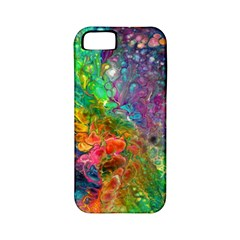 Reality Is Melting Apple Iphone 5 Classic Hardshell Case (pc+silicone)