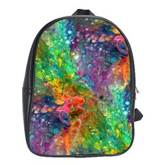 Reality is Melting School Bags (XL)