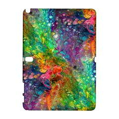 Reality Is Melting Samsung Galaxy Note 10 1 (p600) Hardshell Case