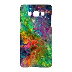 Reality Is Melting Samsung Galaxy A5 Hardshell Case
