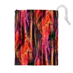 Tree Dreams Drawstring Pouches (Extra Large)