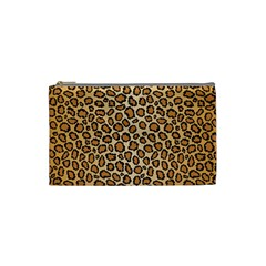 Leopard Cosmetic Bag (Small)