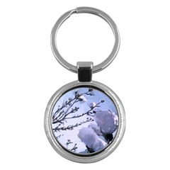 bluepoppies Key Chain (Round)