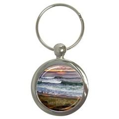 Wind N Sea Key Chain (round)