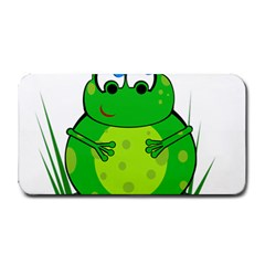 Green Frog Medium Bar Mats