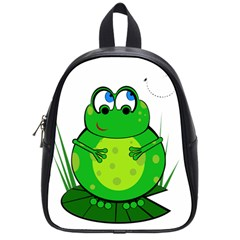 Green Frog School Bags (Small)