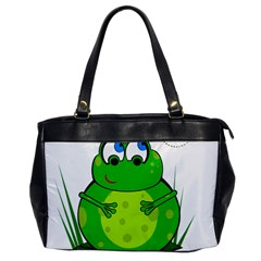 Green Frog Office Handbags