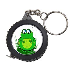 Green Frog Measuring Tapes