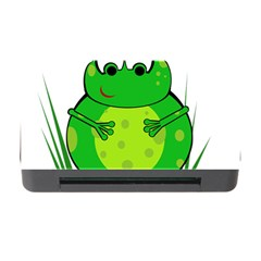 Green Frog Memory Card Reader with CF