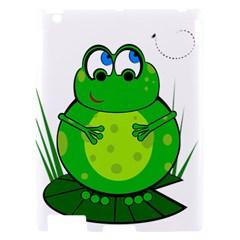 Green Frog Apple iPad 2 Hardshell Case