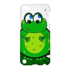 Green Frog Apple iPod Touch 5 Hardshell Case