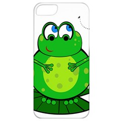 Green Frog Apple iPhone 5 Classic Hardshell Case