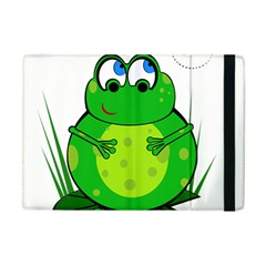 Green Frog Apple iPad Mini Flip Case