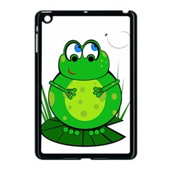 Green Frog Apple iPad Mini Case (Black)