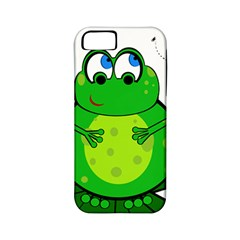 Green Frog Apple iPhone 5 Classic Hardshell Case (PC+Silicone)
