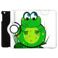 Green Frog Apple iPad Mini Flip 360 Case