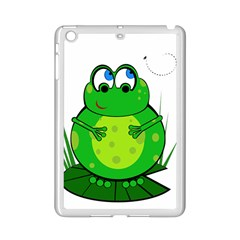 Green Frog iPad Mini 2 Enamel Coated Cases