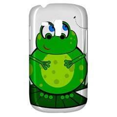 Green Frog Samsung Galaxy S3 Mini I8190 Hardshell Case