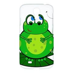 Green Frog Samsung Galaxy S4 I9500/I9505 Hardshell Case
