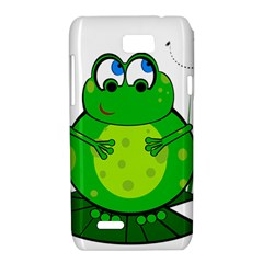Green Frog Motorola XT788