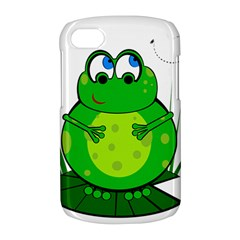 Green Frog BlackBerry Q10