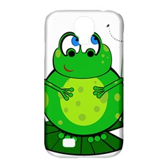 Green Frog Samsung Galaxy S4 Classic Hardshell Case (PC+Silicone)