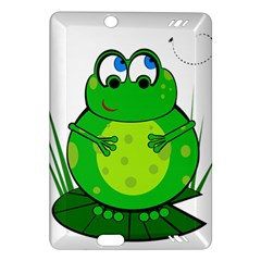 Green Frog Amazon Kindle Fire HD (2013) Hardshell Case