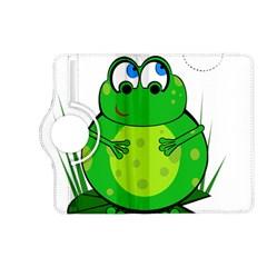 Green Frog Kindle Fire HD (2013) Flip 360 Case