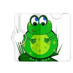 Green Frog Kindle Fire HDX 8.9  Flip 360 Case