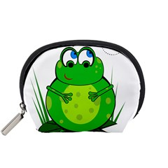 Green Frog Accessory Pouches (Small)