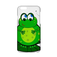 Green Frog Apple iPhone 6/6S Hardshell Case